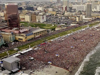 Atlantic City Events - Beach Concerts