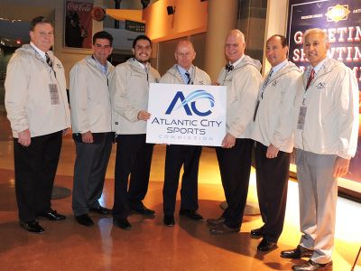 Atlantic City Sports Commission Launch
