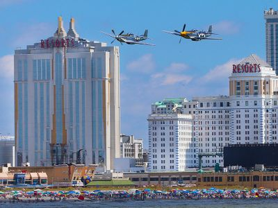 Atlantic City Air Show 2016