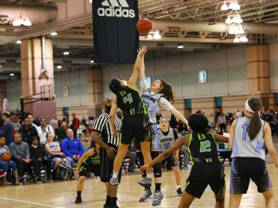 Adidas Gauntlet Atlantic City Showcase